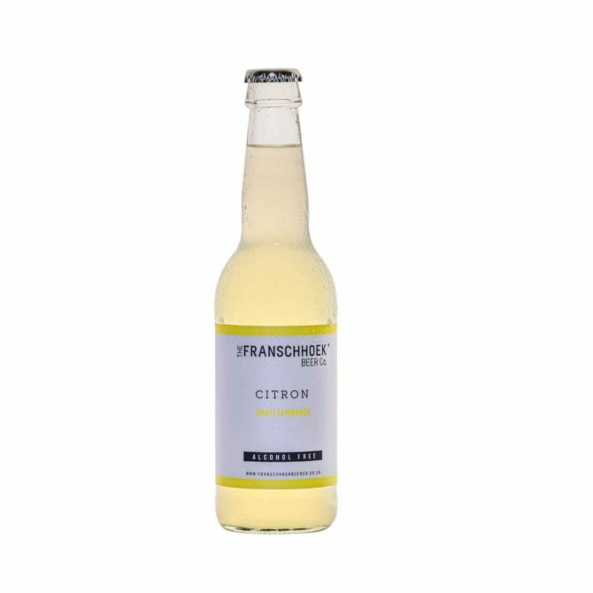 Citron Craft Lemonade Bottle